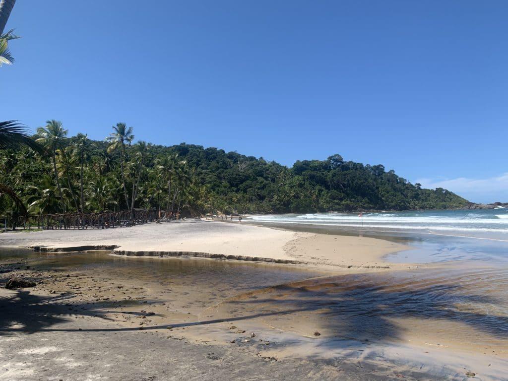Praia da Engenhoca - Itacaré
