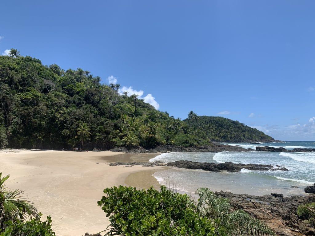 Praia de Camboinha - Itacaré