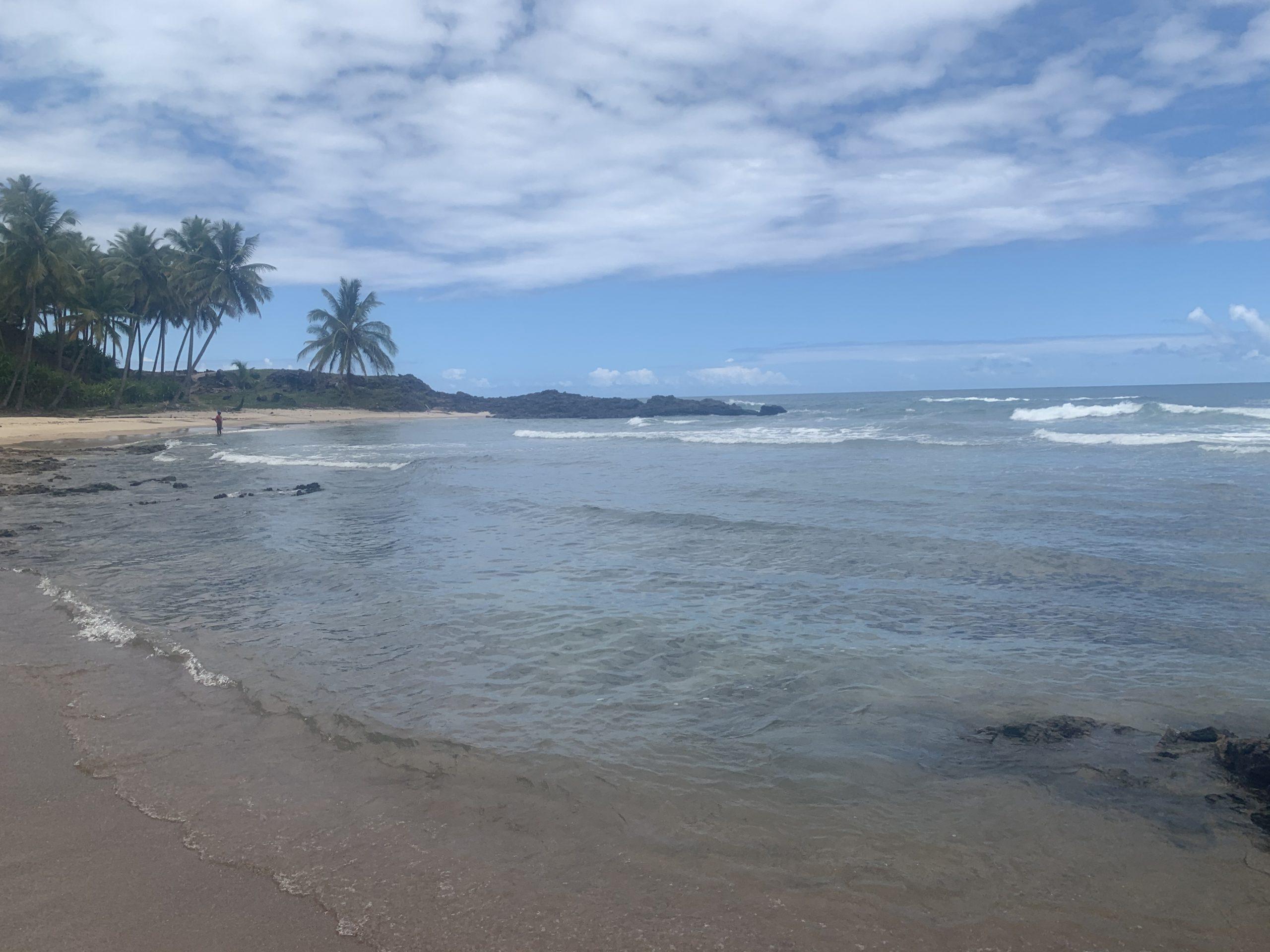 Praia do Arruda - Itacaré
