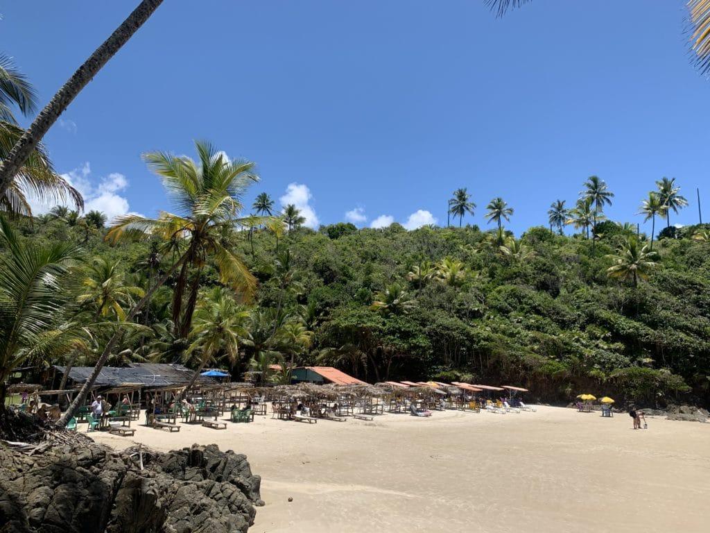 Praia do Havaizinho - Itacaré