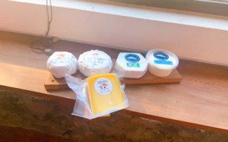 Queijaria Pé do Morro queijos