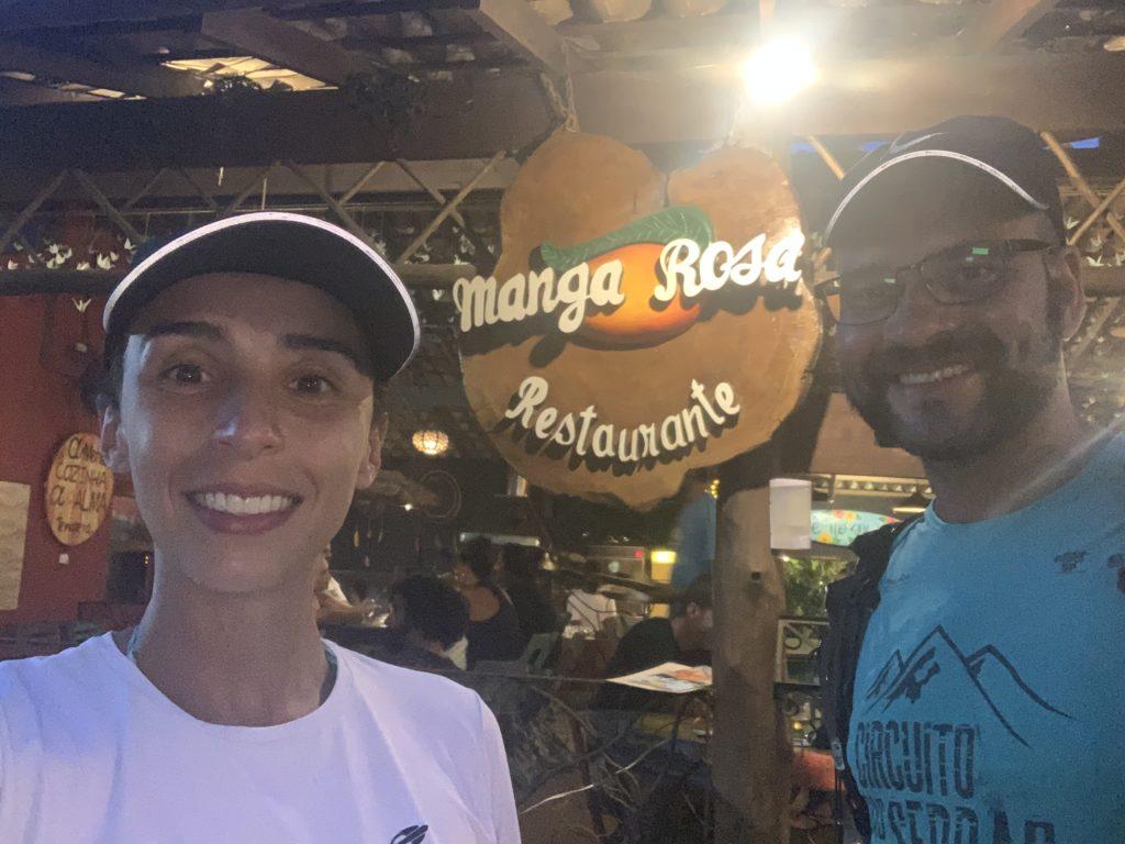 Restaurante Manga Rosa - Itacaré