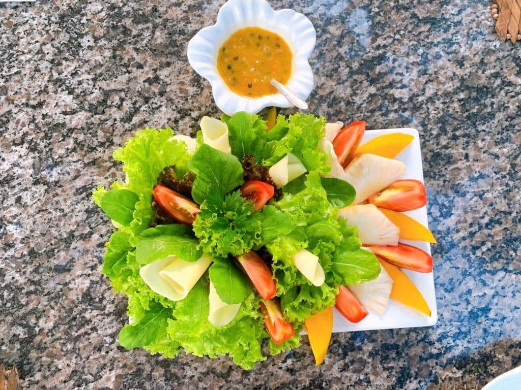 Salada - Café com Cacau - Itacaré