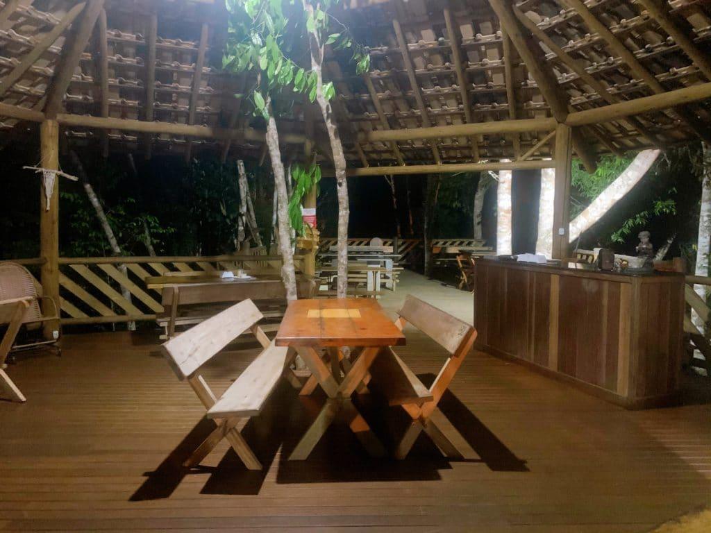 Salão - Café com Cacau - Itacaré