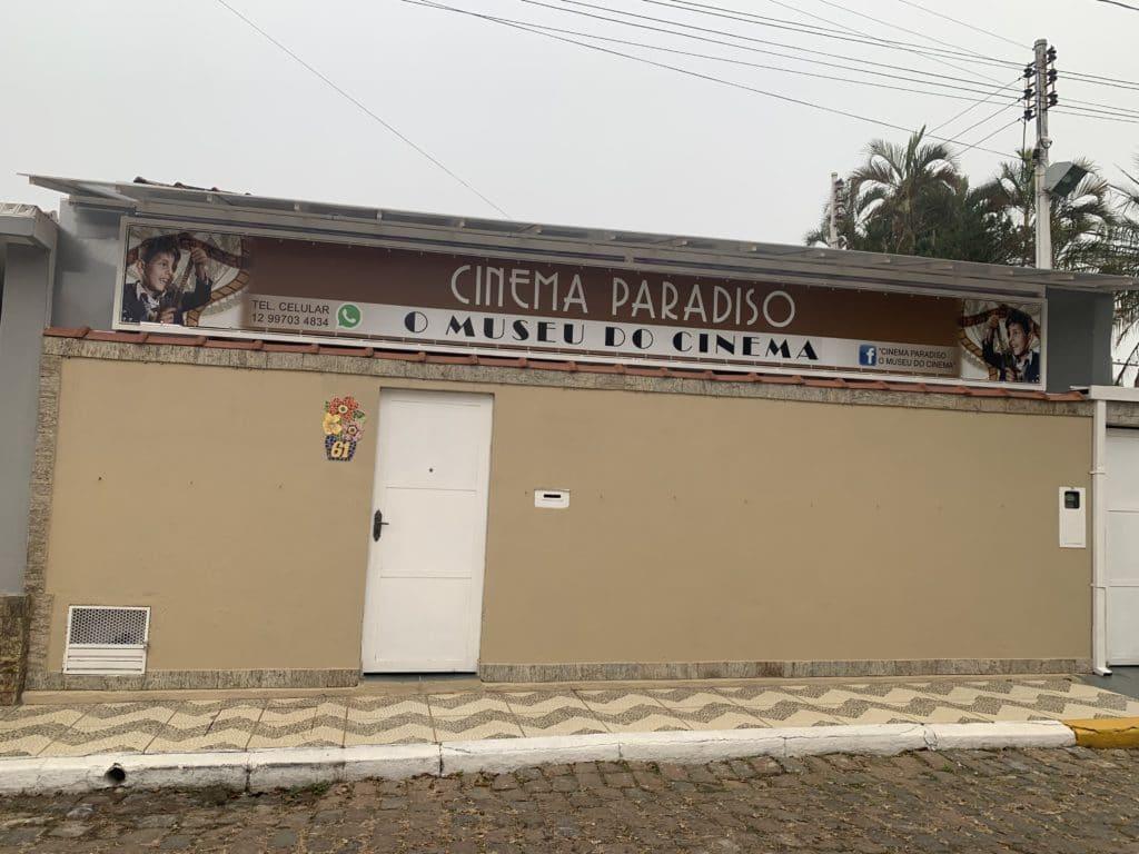 Cinema Paradiso em São Bento do Sapucaí