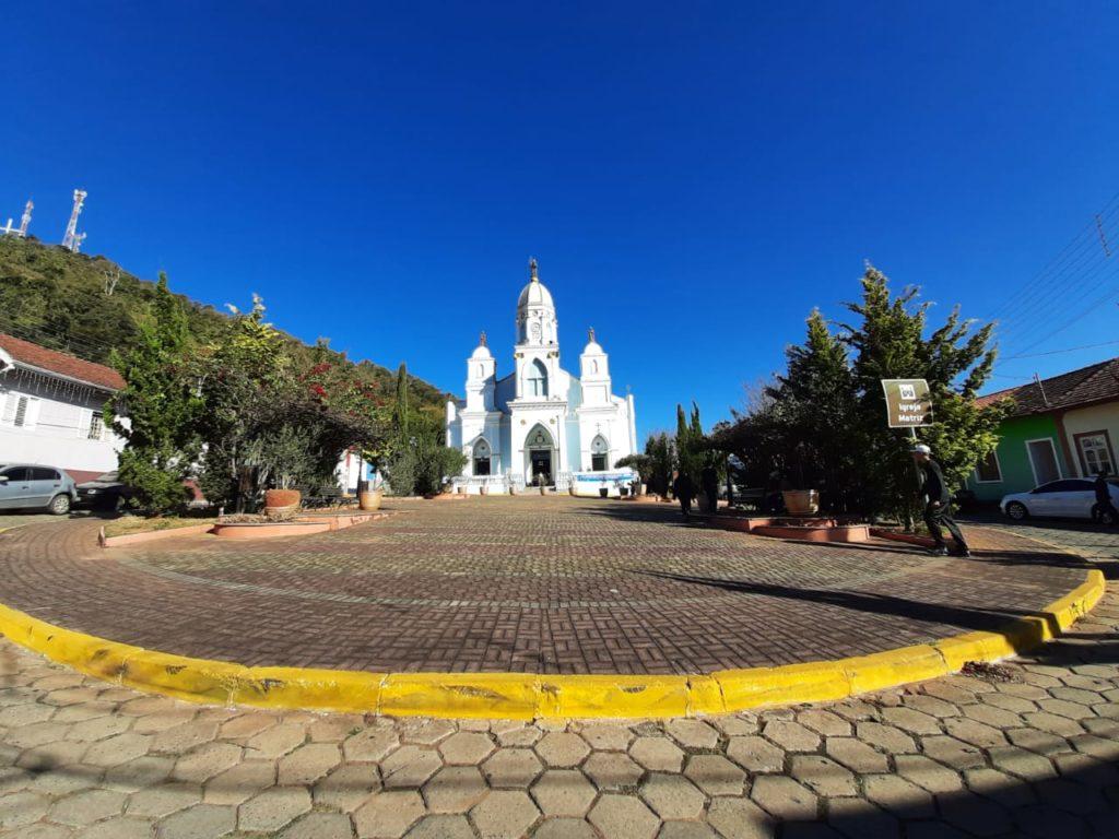 Igreja Matriz em São Bento do Sapucaí
