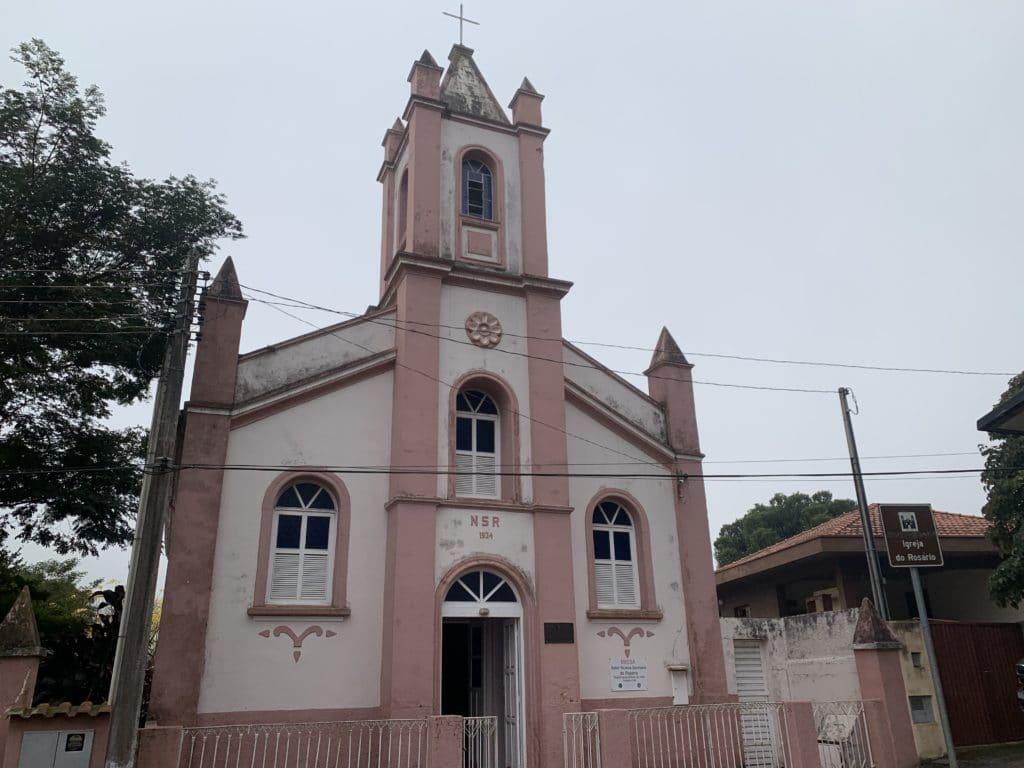 Igreja Nossa Senhora do Rosário em São Bento do Sapucaí