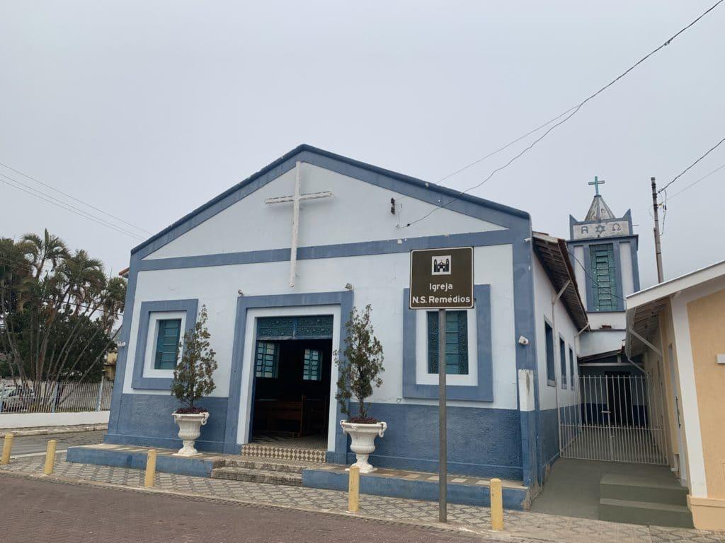 Igreja Nossa Senhora dos Remédios em São Bento do Sapucaí