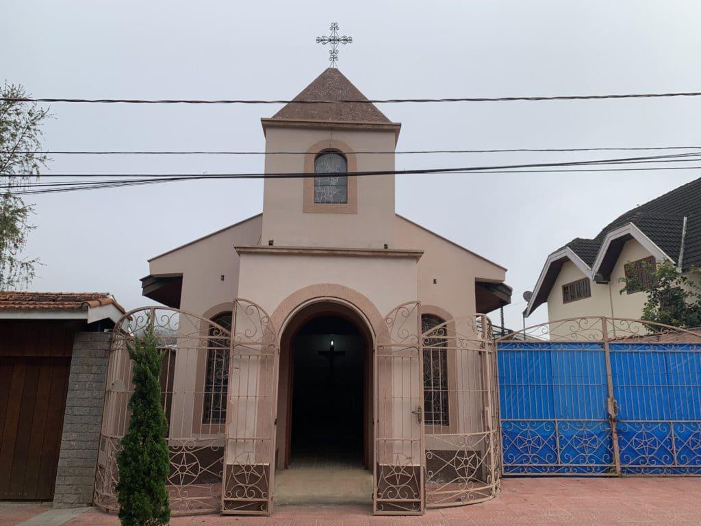 Igreja Santo Antônio em São Bento do Sapucaí