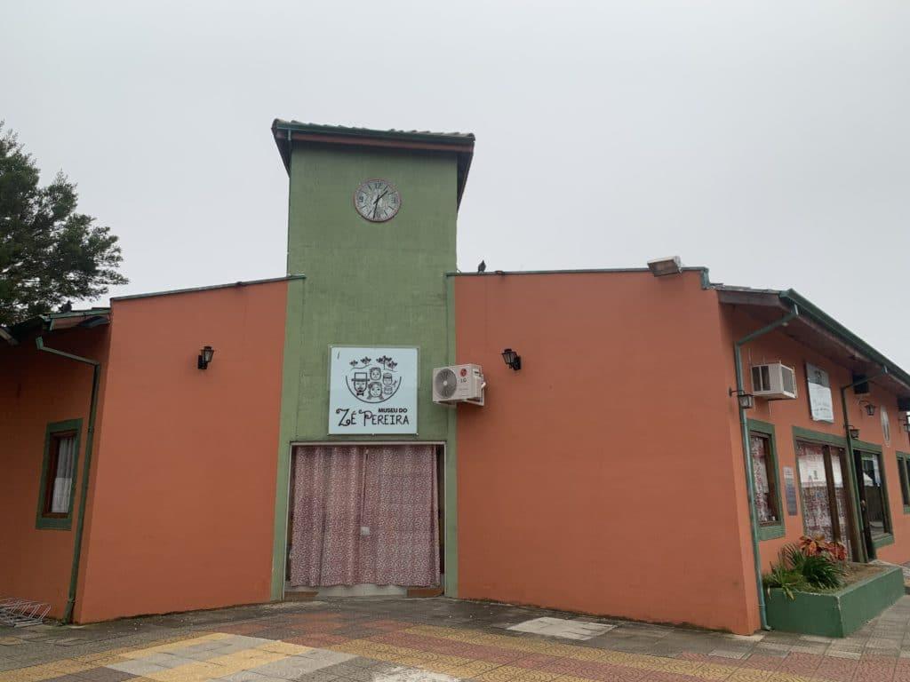 Museu do Zé Pereira em São Bento do Sapucaí