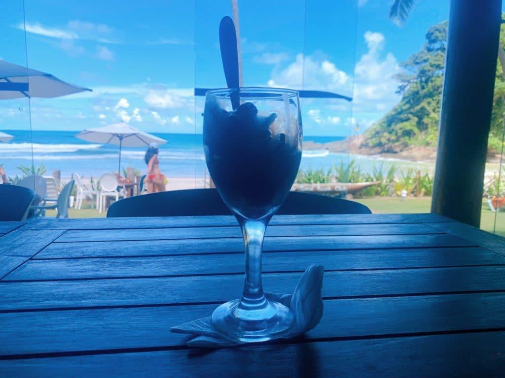 Sorvete do São José Beach Club