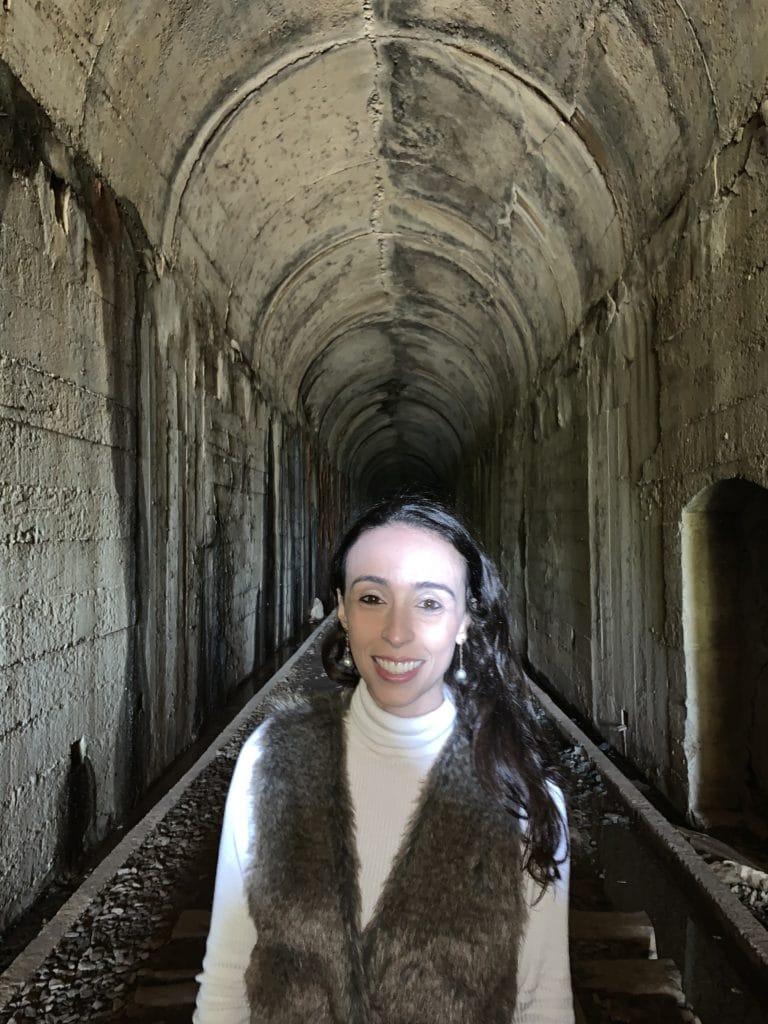 Túnel  da Mantiqueira em Passa Quatro MG