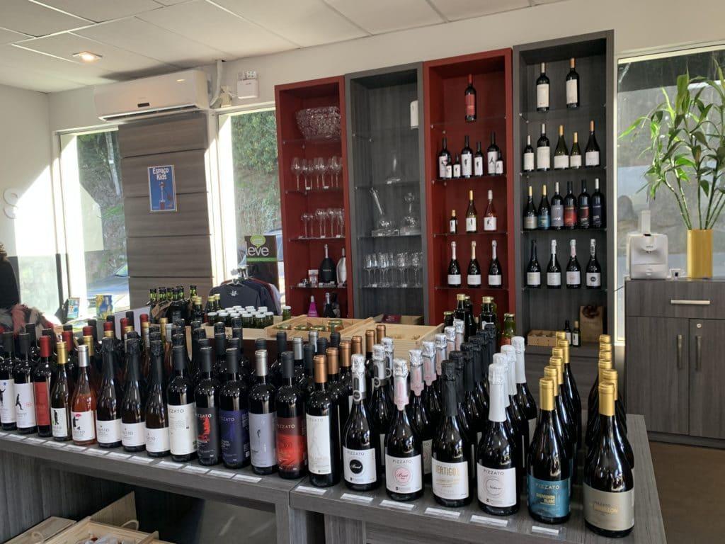 vinicola pizzato goncalves loja